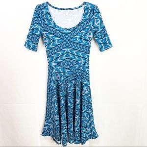 LuLaRoe | Women's Nicole Dress Size XS
